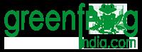 Green Frog India Logo